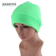 19986a290a96d WJ Winter Bad Hair Day Warm Unisex Knitted Ski Crochet Slouchy Hat Cap for  Women Men Beanies Hip Hop Hats Hot