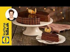 Čokoládovo-malinová torta | Adriana Poláková | Kuchyna Lidla - YouTube Lidl, Cake, Youtube, Kuchen, Torte, Cookies, Youtubers, Cheeseburger Paradise Pie, Tart