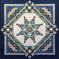134 Best Feathered Star Quilt Images Star Quilts Quilts