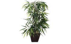 plantas e flores artificiais ajudam a decorar a casa. Veja como montar um jardim artificial