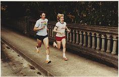 Eric Duvauchelle: Nike Vintage Running