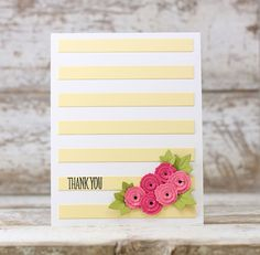 224 Best Thank You Cards Images Cute Cards Diy Cards