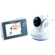 Foscam FBM3501 Wireless Digital Video Baby Monitor w/Pan/Tilt Nightvision/Audio (Certified Refurbished) - $