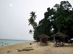 Bosnik Beach @Biak