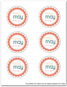 Start a May Day tradition with your family- use these FREE MAY DAY PRINTABLES