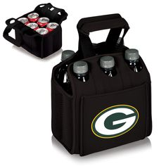 Six Pack- Green Bay Packers. This  cooler can be used for road trips games , the beach  or kids sports games.