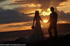 Gorgeous sunset. Maui, Hawaii #romanceinmaui, #wedding, #weddingsunset, #sunset