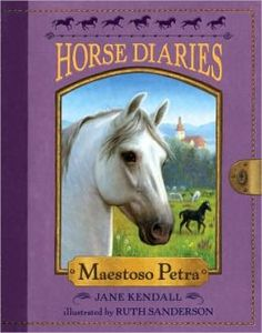 Maestoso Petra (Horse Diaries Series #4) | 2-17-14
