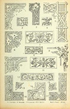 L'ornato : vademecum per architetti, calligrafi...