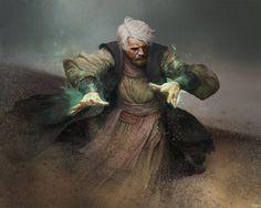 How the Binding Magic looks