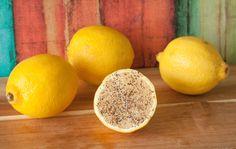 Lemon Salt Pepper Cough Cure