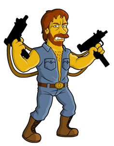 In a fight between Batman and Darth Vader, who would win? Chuck Norris!