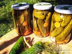 Pickles, Cucumber, Canning, Food, Pickling, Essen, Meals, Pickle, Home Canning