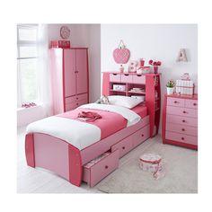 Kidspace Orlando Single Storage Bed