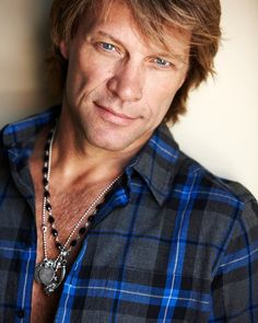 Jon Bon Jovi- that sexy mouth!!  This man never takes a bad picture!