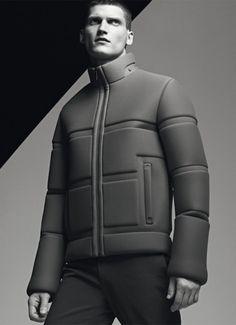 Calvin Klein Menswear Retrospective by Karim Sadli | 032c #22 Winter 2011.12 VI