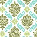 Joel Dewberry fabric...maybe for the roman shades for my kitchen?