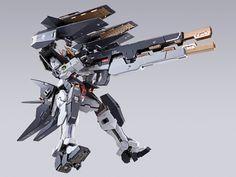 「METAL BUILD 力天使鋼彈 修復型III」07月發售 十周年新機首度立體化! | 玩具人Toy People News Gundam Exia, Gundam 00, Toy People, Shoulder Armor, Dynamic Poses, Super Robot, Gundam Model, Real Style, Mobile Suit
