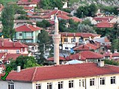 Türkiye - Eskişehir - Sivrihisar İlçesi. (Turkey - Eskisehir - Sivrihisar County.)