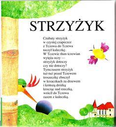 Użyj STRZAŁEK na KLAWIATURZE do przełączania zdjeć Everything And Nothing, School Resources, Kids Learning, Poland, Therapy, Classroom, Children, Hand Lettering, Inspiration