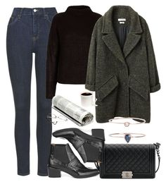 """""""Untitled #6028"""" by rachellouisewilliamson on Polyvore featuring Boutique, Étoile Isabel Marant, Whistles, Chanel and 19Fifth"""