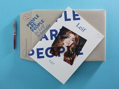 PEOPLE ARE PEOPLE on Behance