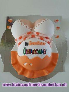 Babybauch Torte