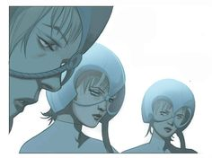 Stepford Cuckoos by Cary Nord