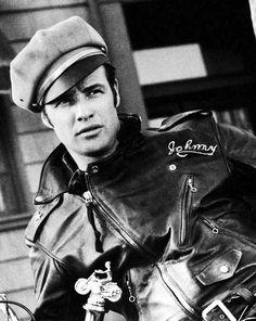 Marlon Brando The Wild One 1953