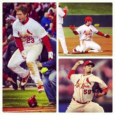 """We wish both David [Freese] and Fernando [Salas] the best and thank them for their contributions – especially the many memorable moments they provided during the 2011 Championship season."" - John Mozeliak"