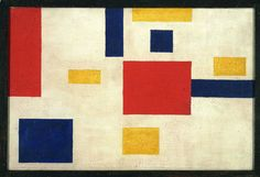 Georges Vantongerloo Composition, 1917-1918