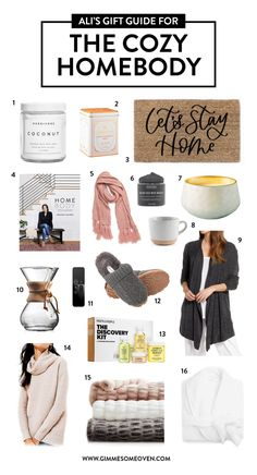 Holiday Gift Guide, Holiday Gifts, Christmas Gifts, Holiday Ideas, Christmas Time, Diy Crafts For Gifts, Gifts For Mom, Cooking Utensils Set, Inspirational Gifts