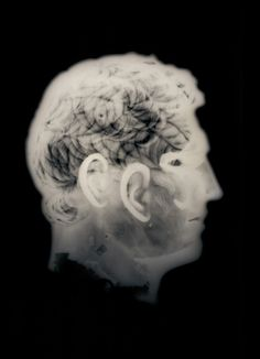 museum x-rays by David Maisel