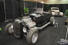 Butch's 1929 Roadster  by Dominator Street Rods in Tracy CA . Click to view more photos and mod info.