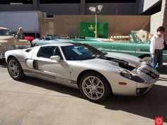 2005 Ford GT Coupe;