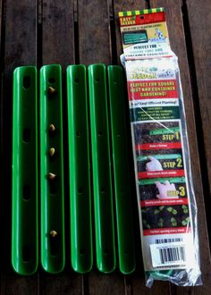 Easy Seeder Via Hgtv From The Seed Company Stocking Stuffers Gardening Tips