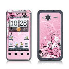HTC Evo Shift 4G Skin - Her Abstraction