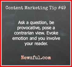 Emotional marketing messages are twice as effective as promotional ones. (Source: The Corporate Executive Board)