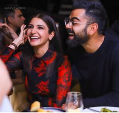 Bollywood actress Anushka Sharma and Indian cricket captain Virat Kohli are high on romance these Anushka Sharma Virat Kohli, Virat And Anushka, Bollywood Couples, Bollywood Celebrities, Bollywood Stars, Actress Anushka, Bollywood Actress, Celebrity Couples, Celebrity Weddings