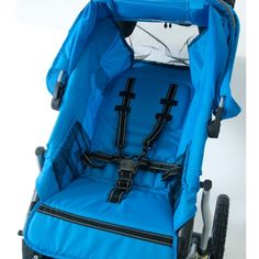 Seat - Blue Zoom 360