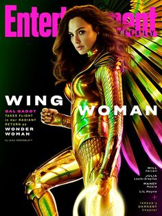 Gal Gadot shows her sexy body posing as Wonder Woman for Entertainment Weekly photoshoot. The post Gal Gadot – Wonder Woman 1984 Photoshoot for Entertainment Weekly Magazine (February appeared first on Hot Celebs Home. Chris Pine, Robin Wright, Luke Perry, Entertainment Weekly, Black Widow, Jennifer Aniston, Regina Duarte, Carla Diaz, Super Heroine