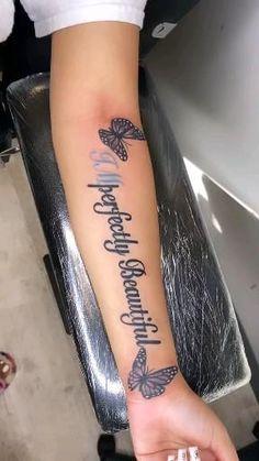 Red Ink Tattoos, Forarm Tattoos, Girly Tattoos, Baby Tattoos, Pretty Tattoos, Foot Tattoos, Dream Tattoos, Body Art Tattoos, Mini Tattoos