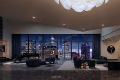 We can't help but love Christian Grey's Penthouse Apartment in 50 Shades Darker despite his questionable personality (no offence Grey-lovers). The apartment described in the book was inspired by the real-life 5,170-square feet Escala Penthouse in Seattle, which is now on the market for $8.8m. The same apartment inspired the set design for both movies, although the interior in the latter was given, you guessed it, a darker makeover
