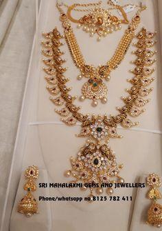 Sri Mahalaxmi Gems and Jewellers. Contact :092468 89611.  Email :mlgems2004@yahoo.com