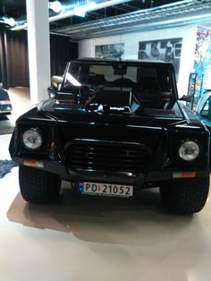 Lambo SUV