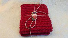Heklet klut. Crochet dishcloth