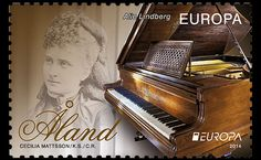 Europa Stamp 2014 Issued on the 8th May 2014. #stamps #aland #europastamps http://wopa-stamps.com/index.php?controller=country&action=stampRelatedIssue&id=12394
