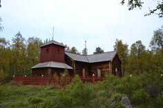 Pielpajärven erämaakirkko, Suomi