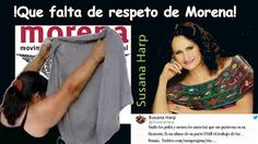 "Blog de palma2mex : Susana Harp desautoriza ""agandalle"" de Morena de s..."