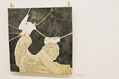 Bernini mosaic!